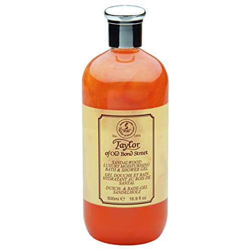 Sandalwood Luxury Moisturising Bath & Shower Gel