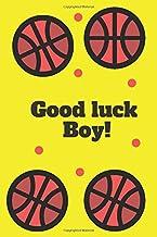 Good luck Boy: Notebook Jounal  gift  for man woman boy girl 6x9'' 100 Page