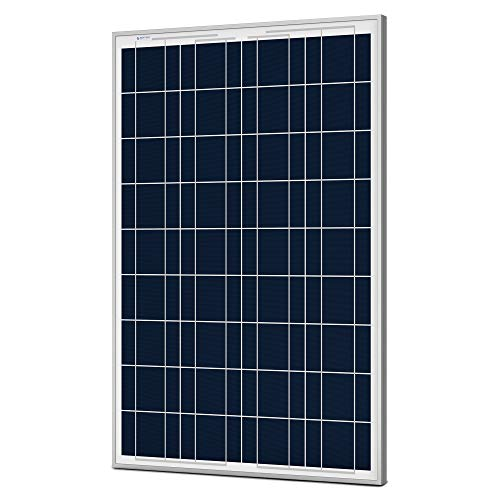 ACOPOWER 100w 12v Polychrystalline Photovoltaic PV Solar Panel Module
