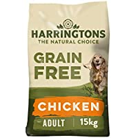 With Omega 6 and 3 fatty acids, citrus antioxidants, nutrient rich kelp and yucca extract to help reduce flatulent odours and improve digestion No artificial colours or flavours, no diary, no added wheat and no soya Grain free formulas with chicken a...
