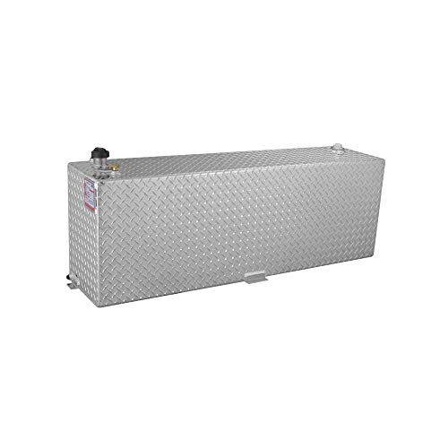 Rds 71212 56' Length x 13' Width x 19.25' Height Rectangular Auxiliary/Transfer Fuel Tank - 60 Gallon Capacity