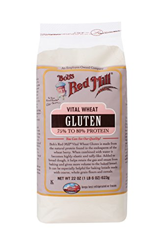 Bob's Red Mill Vital Wheat Gluten Flour, 22-ounce