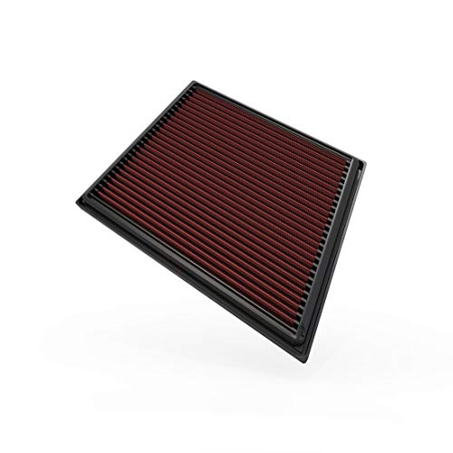 K&N Engine Air Filter: High Performance, Washable, Replacement Filter: Fits 2014-2019 BMW/Mini Cooper (Active Tourer, Gran Tourer, X1, X2, Cooper, Cooper Clubman, Cooper Countryman, One), 33-3025