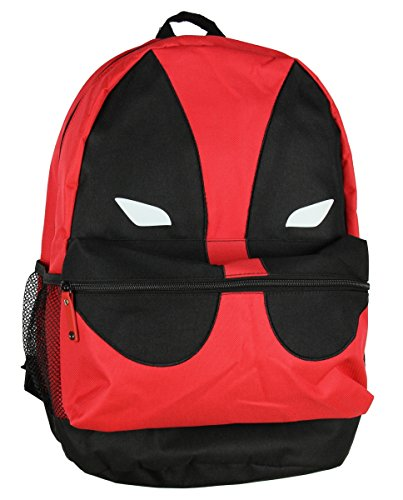 Marvel Deadpool Mask Backpack