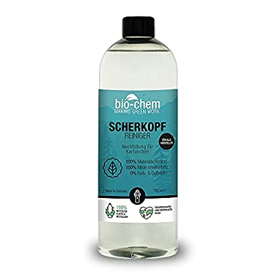 Razor Cleaning Refill Liquid for Cleaning Cartridges and Tanks 1000 ml