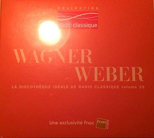 Fnac Rc Weber Wagner [Blu-ray]