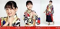 乃木坂46 2020年5月度月間ランダム生写真 8thBDライブ衣装2 3種コンプ 向井葉月