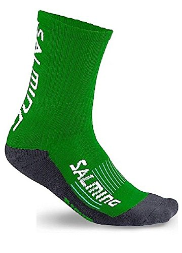 Salming 365 Advanced Indoor Sock, Grün, EU 35-38