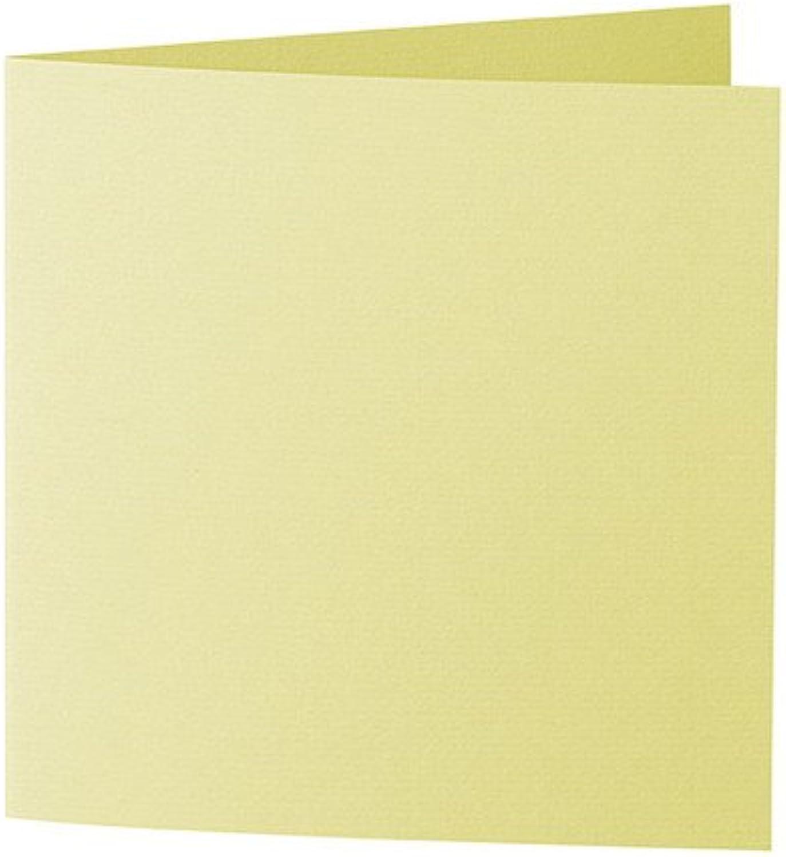 Artoz Trend 1001 Karten qd hochdoppelt (310 x 155mm) gelb, 220g,Verpackungseinheit 50 Stück - Preis für 50 Stück B002HML46I | Neues Produkt