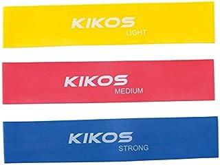 Kit Mini Bands Kikos com 3 Peças 50x5 cm