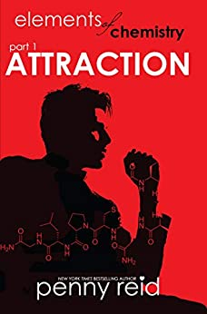 ATTRACTION: Bad Boy New Adult Romance (Hypothesis Series Book 1) by [Penny Reid]