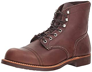 Red Wing Mens Iron Ranger 8111 Brown Leather Boots 9 US (B077FQ52R8) | Amazon price tracker / tracking, Amazon price history charts, Amazon price watches, Amazon price drop alerts
