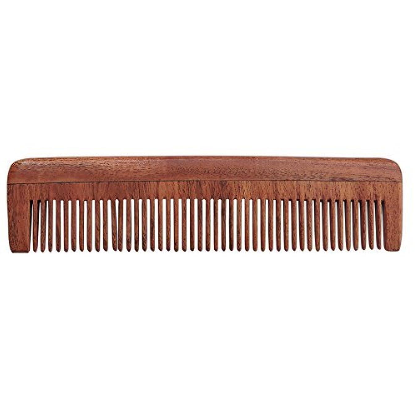 届けるジュース化学薬品HealthGoodsIn - Pure Neem Wood Fine Tooth Comb for Fine Hair | Fine Tooth Neem Comb | Organic and Natural for Hair and Scalp Health [並行輸入品]