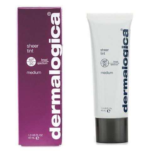 Dermalogica Sheer Tint Sunscreen Lotion SPF 20, Medium, 1.3 Fluid Ounce by Dermalogica