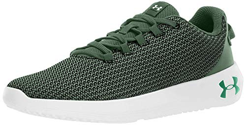 Under Armour Ripple, Zapatillas de Running Hombre, Verde (Moss Green/Black/Green Malachite), 44 EU