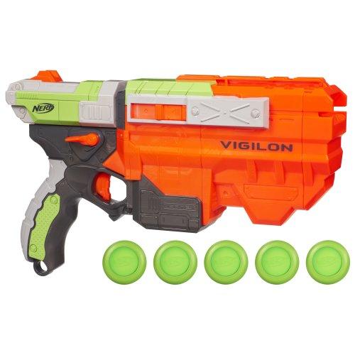 Nerf Vortex 5-Disc Rapid Reload Vigilon 32215