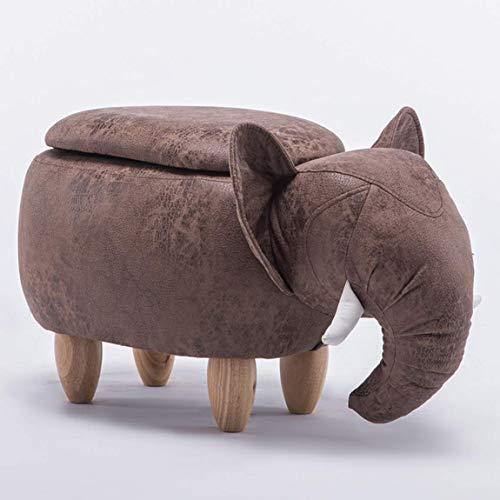 Productos domésticos/Elephant Hall Zapato Taburete Creativo Sofá Taburete Taburete de Almacenamiento Calzado Taburete Taburete 1