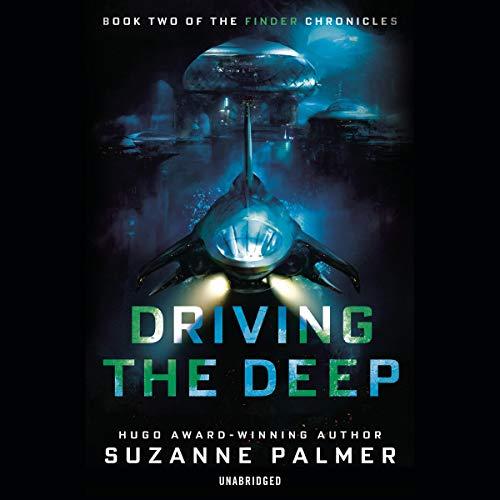 Couverture de Driving the Deep