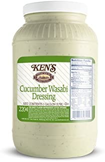Ken's Cucumber Wasabi Dressing 1 Gal