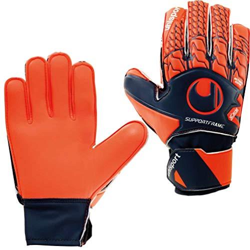 uhlsport Torwarthandschuhe Fingersave Fingerschutz für Kinder Junior (6)