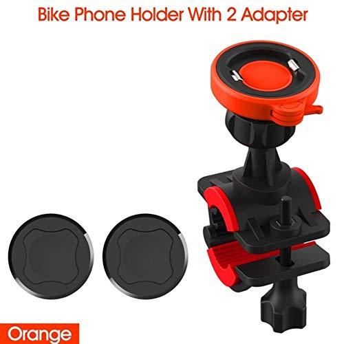 Yener Universele GPS-fietstelefoonhouder Fietsstandaard Moto-beugel Bevestigen Motorfietstelefoonhouder, optie 2