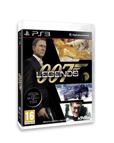 Bond Legends