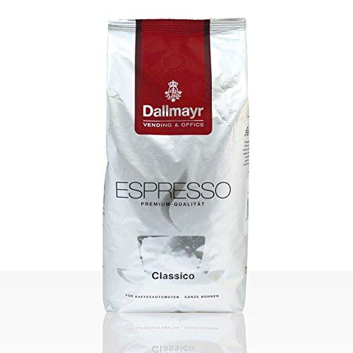 Dallmayr Espresso Classico - 8 x 1kg ganze Kaffee-Bohne