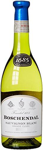 Boschendal Sauvignon Blanc Grande Cuvée  Coastal Region 2015/2016 trocken (6 x 0.75 l)