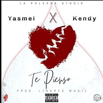 Te Pienso (feat. Kendy