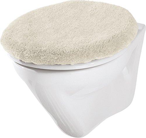Erwin Müller WC-Deckelbezug Sand Größe 47x50 cm