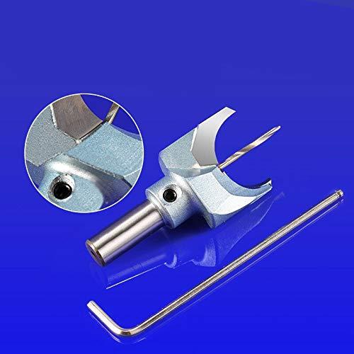 Dakota 6mm-30mm Milling Cutter Router Bit Buddha Beads Ball Knife Woodworking Tools 10mm Shank Wooden Beads Drill For Fresas Para CNC - 10mm x 20mm