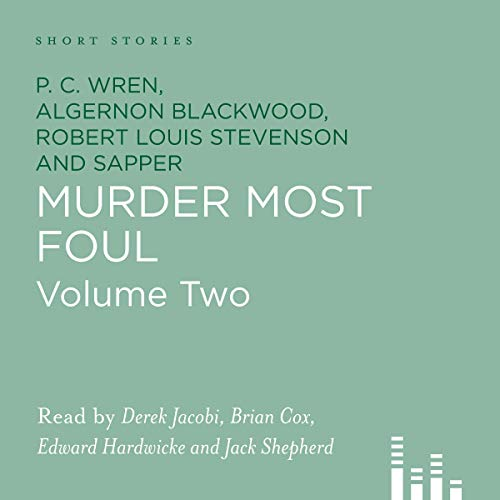 Murder Most Foul, Volume 2 audiobook cover art