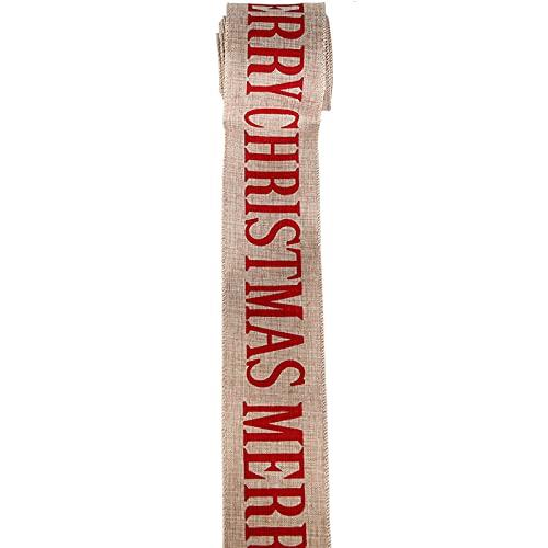 cinta del patrón del árbol de Navidad de 2Meters para el paquete...