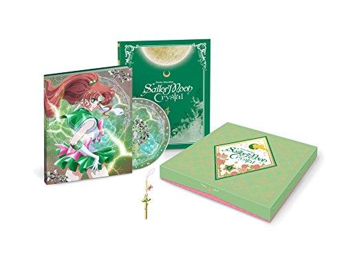 アニメ 「美少女戦士セーラームーンCrystal」Blu-ray 【初回限定版】4