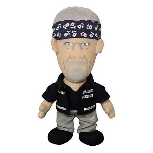 Estrella Imágenes (Sons of Anarchy Clay Morrow Peluche