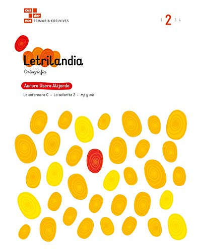 Cuadernos Ortografía. Letrilandia 2 (Molalaletra)