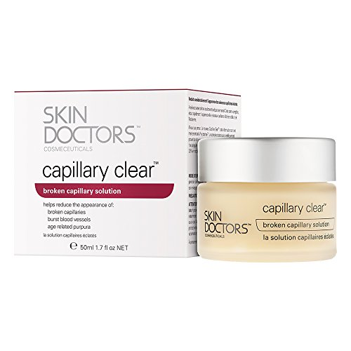 Skin Doctors Capillary Clear, Couperose, Lindert Couperose, 50ml