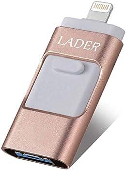 Lader 128GB USB 3.0 USB 2.0 Flash Drive