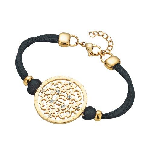 GERRY WEBER Damen-Armband Edelstahl vergoldet glanz 138899216210