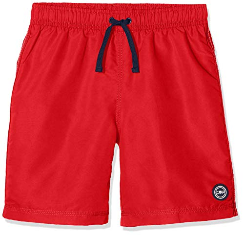 CMP Jungen Badeshorts, Rot (Lacca), 116