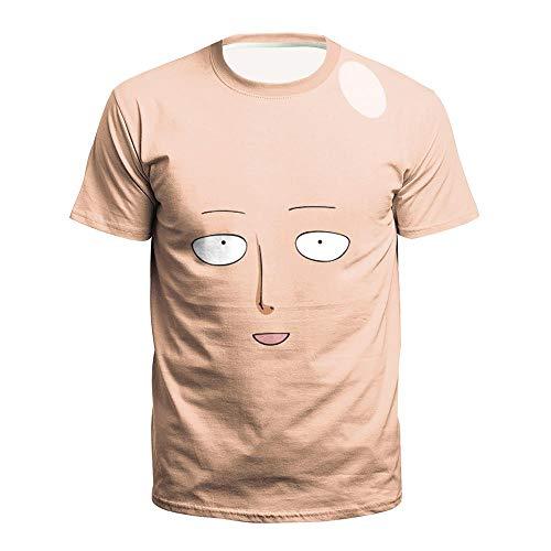 Douzxc Anime Heren T-Shirts Sport T-Shirts Losvallend Heren T-Shirt Met Korte Mouwen, Digitale Print En Grote Maten Voor Heren