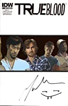 True Blood #1 Convention Exclusive Signed Edition