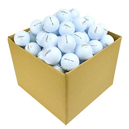 Second Chance Golfball-Set Titleist Velocity Lake Grade A Golfbälle Weiß weiß Size 100