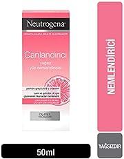 Neutrogena Canlandırıcı Nemlendirici Krem, 50 ml