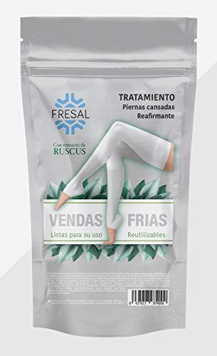Fresal, Calze impregnate liquido freddo (PAR), bianco