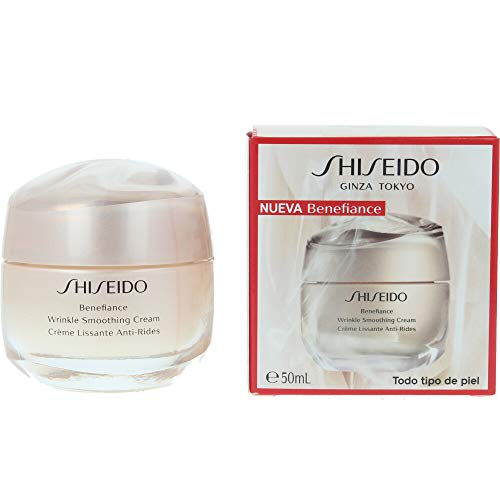 Shiseido Benefiance Wrinkle Smoothing Cream 50 Ml - 50 ml