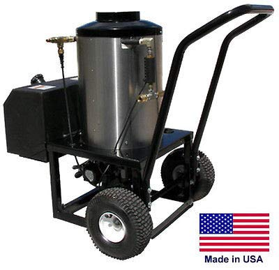 Water Heater for Cold Water Pressure Washers - 115V Diesel Burner - 4 Gpm W/Wk