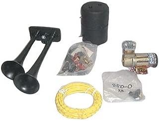 Hadley Horns H00964H Blck Underhood Horn Kit