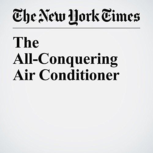 The All-Conquering Air Conditioner copertina
