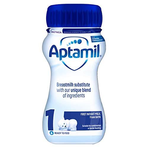 Aptamil primo latte dalla nascita - 12 x 200ml